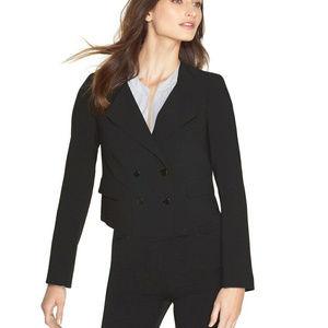 White House Black Market Xs 2 Cropped jacket